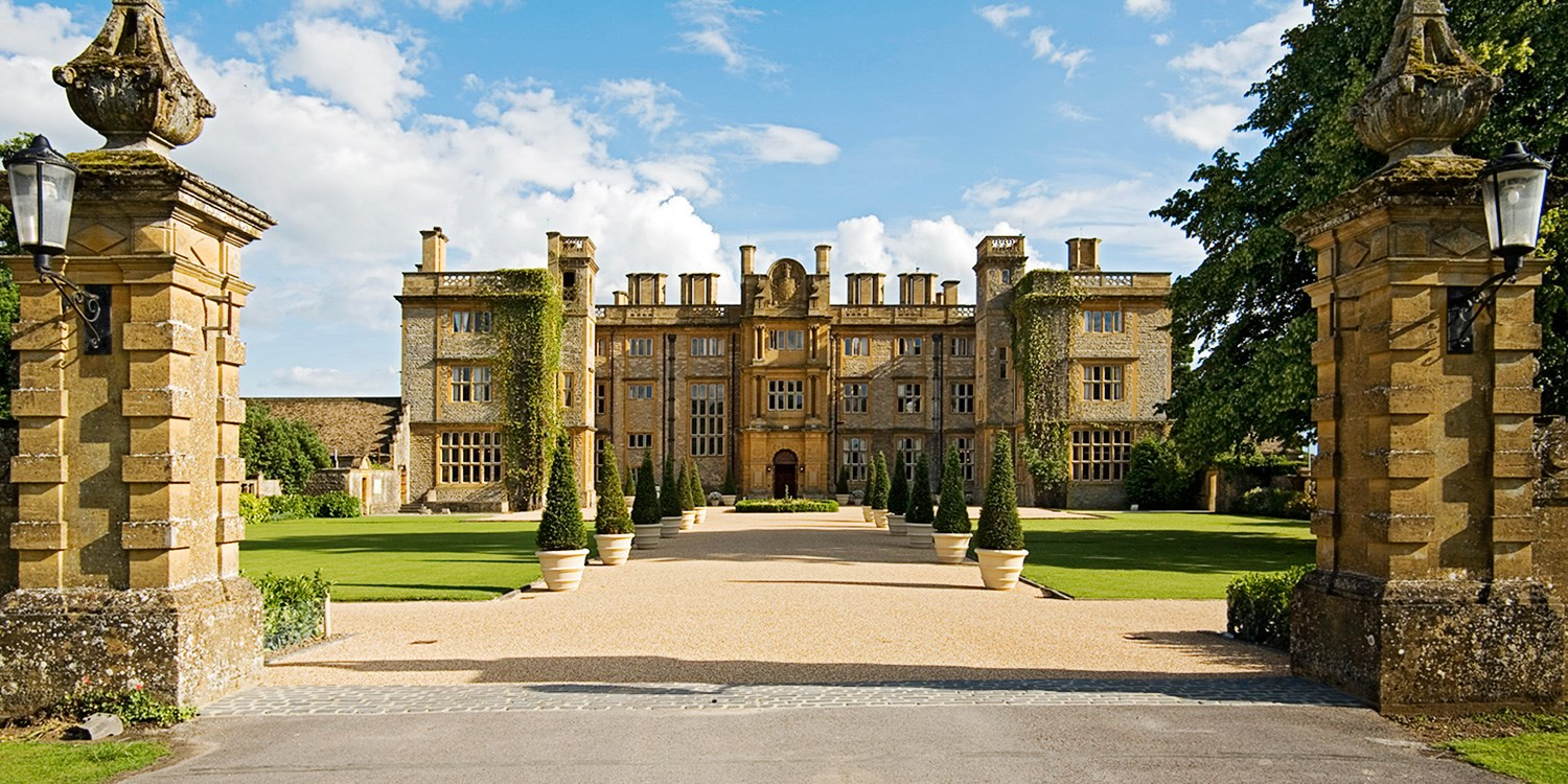 Eynsham Hall -- Witney, United Kingdom