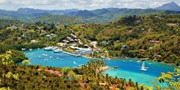 St Lucia Waterfront Bungalows w/£70 in Exclusive Extras