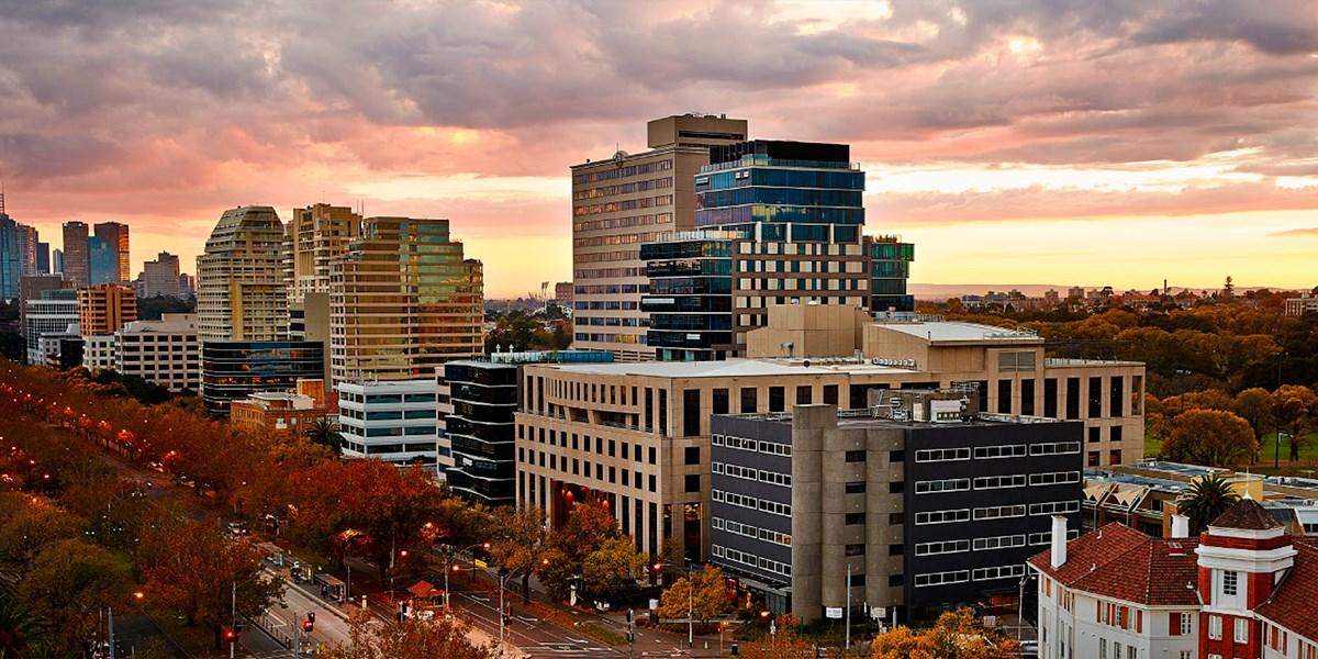 Melbourne Parkview Hotel -- Melbourne, Australien