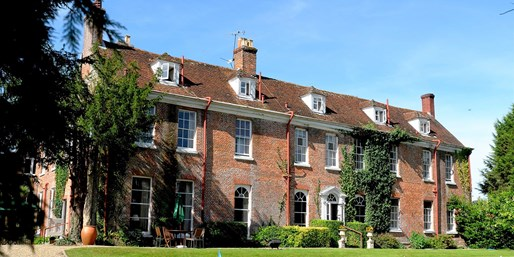 £119 & up -- New Forest Country-House Stay w/Dinner, 44% Off
