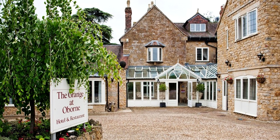 Best Western Dorset Oborne The Grange Hotel -- Sherborne, United Kingdom
