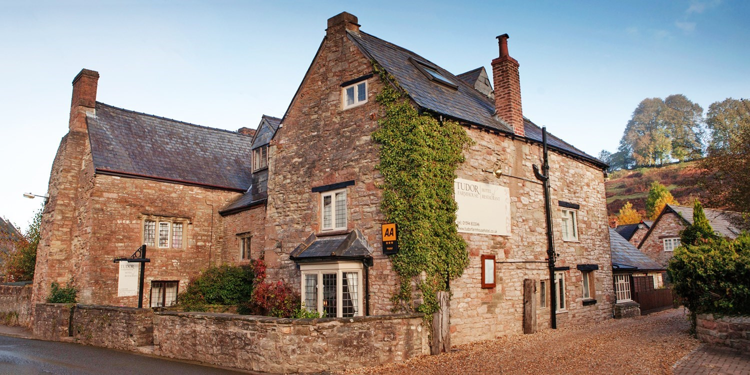 £79 & up – Forest of Dean: historic farmhouse escape, was £140 -- Clearwell