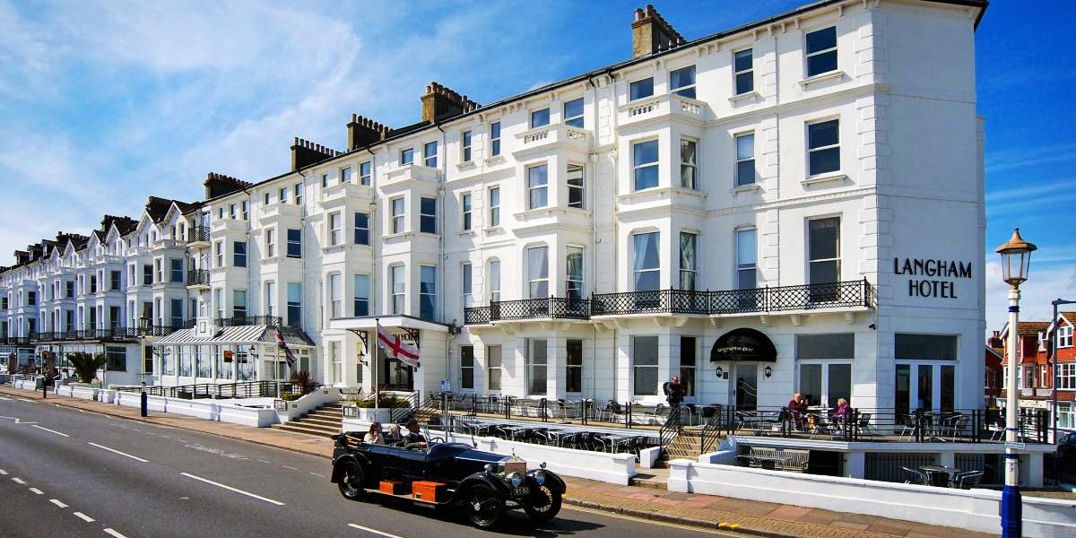Langham Hotel -- Eastbourne, United Kingdom