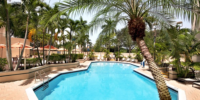 Embassy Suites Boca Raton -- Boca Raton, FL