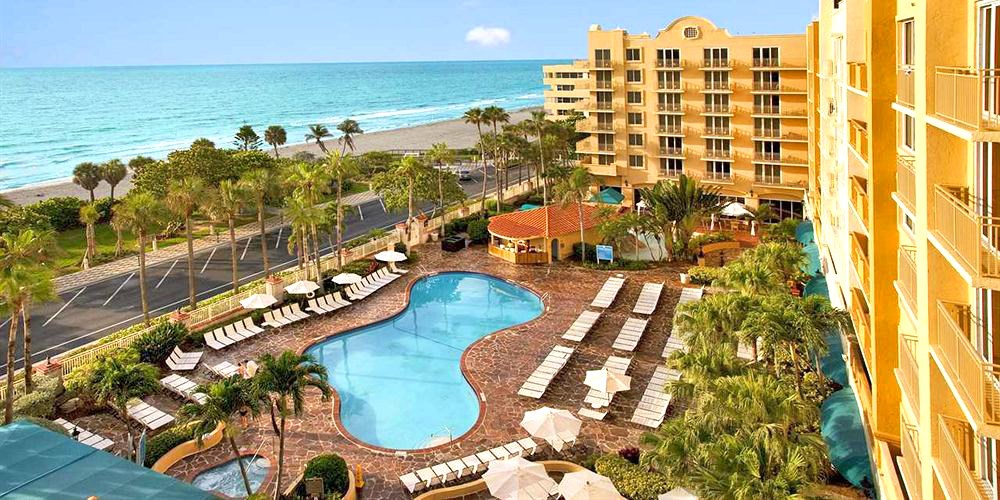Embassy Suites Deerfield Beach - Resort & Spa -- Deerfield Beach, FL