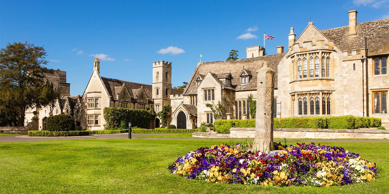 Member Exclusive – 5-Star  16th-century Cotswolds hotel stay -- Cheltenham