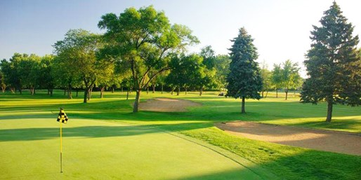 North Shore Gem: Golf for 1-4 w/Cart and Drinks, Half Off