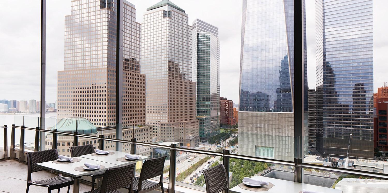 Club Quarters Hotel, World Trade Center -- Financial District - Wall Street, New York