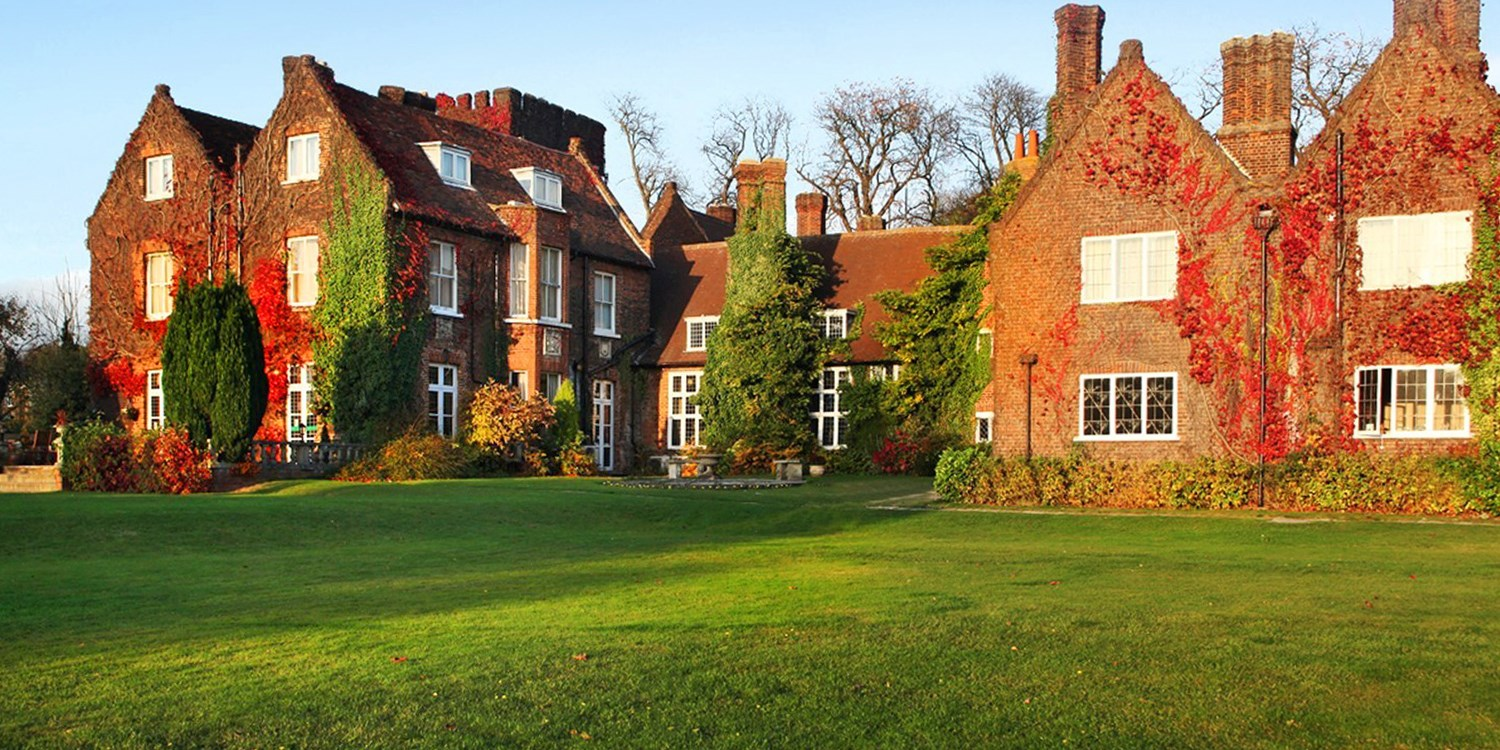 Mercure Letchworth Hall -- Letchworth, United Kingdom