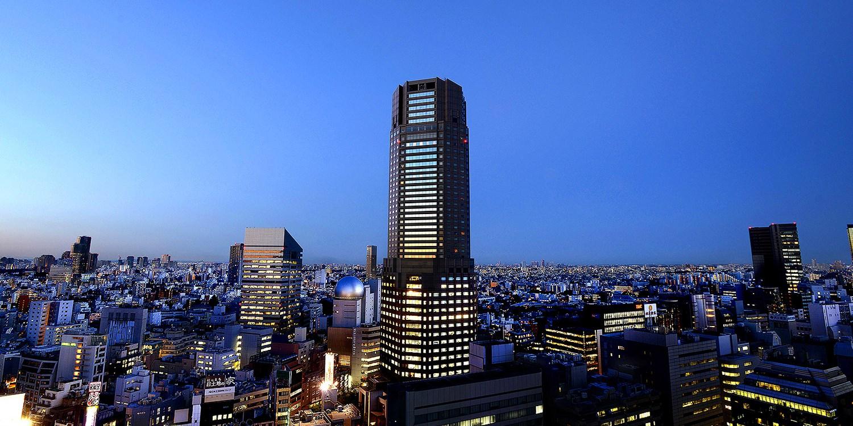 Cerulean Tower Tokyu Hotel -- Tokyo, Japan