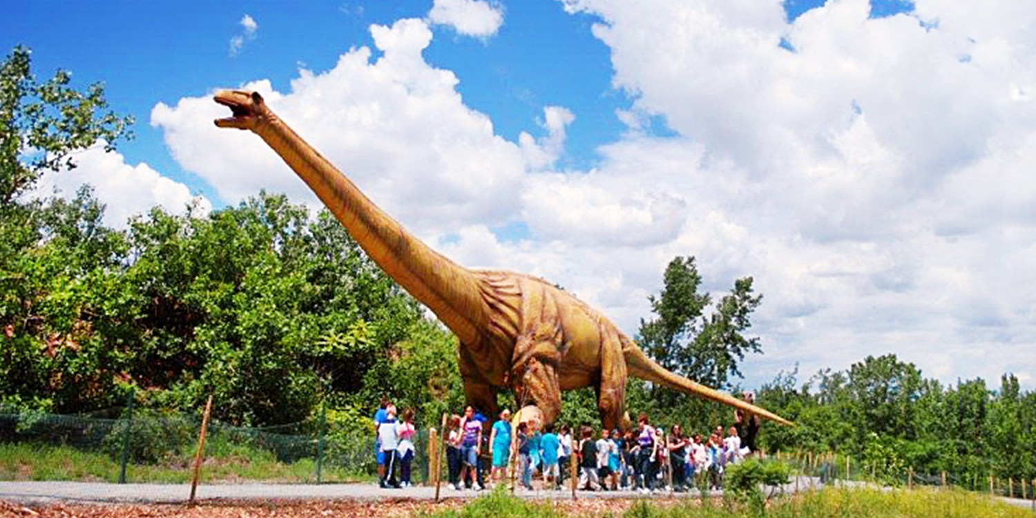$15 -- Field Station: Dinosaurs Admission Into Fall