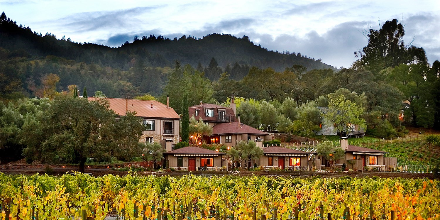 Wine Country Inn -- St. Helena, CA