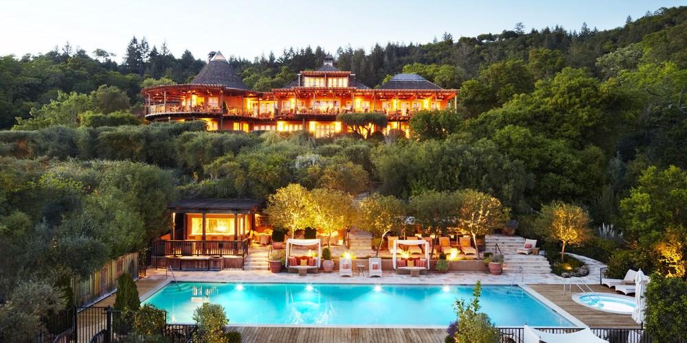 Auberge Du Soleil, An Auberge Resort -- California (State)