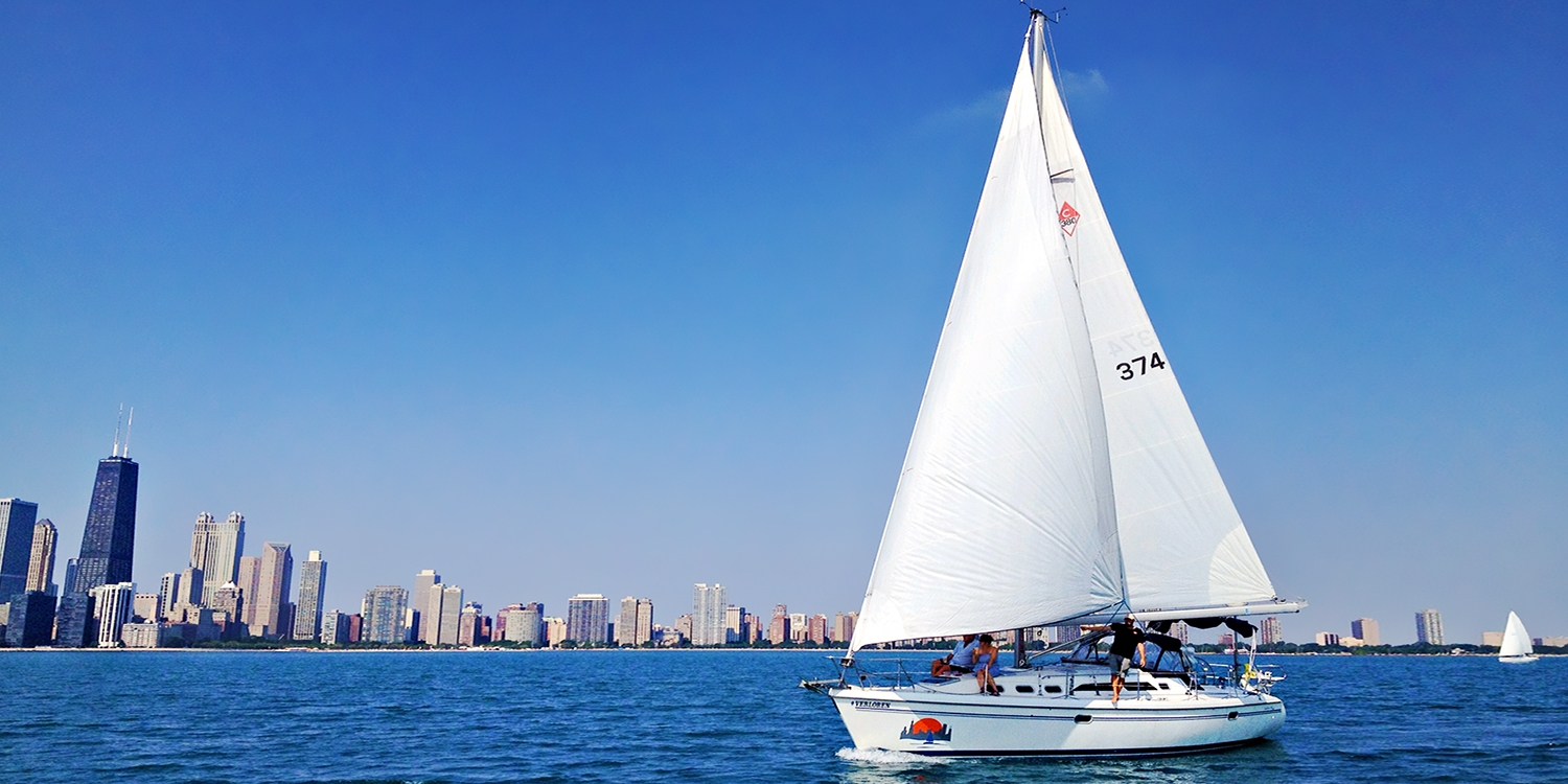 $99 -- First-Class Summer Sailboat Cruise for 2, Reg. $199