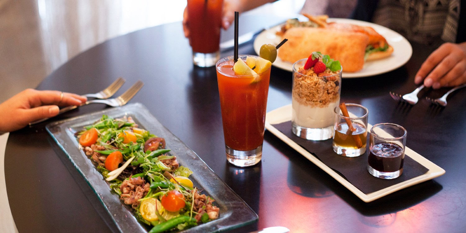 W Hotel in the Loop: Brunch for 2 or 4 w/Cocktails, 50% Off