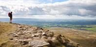 £27 -- Yorkshire Three Peaks Challenge Guided Walk, Reg £45