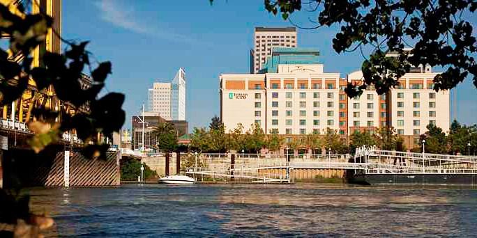 Embassy Suites Sacramento - Riverfront Promenade -- Sacramento, CA