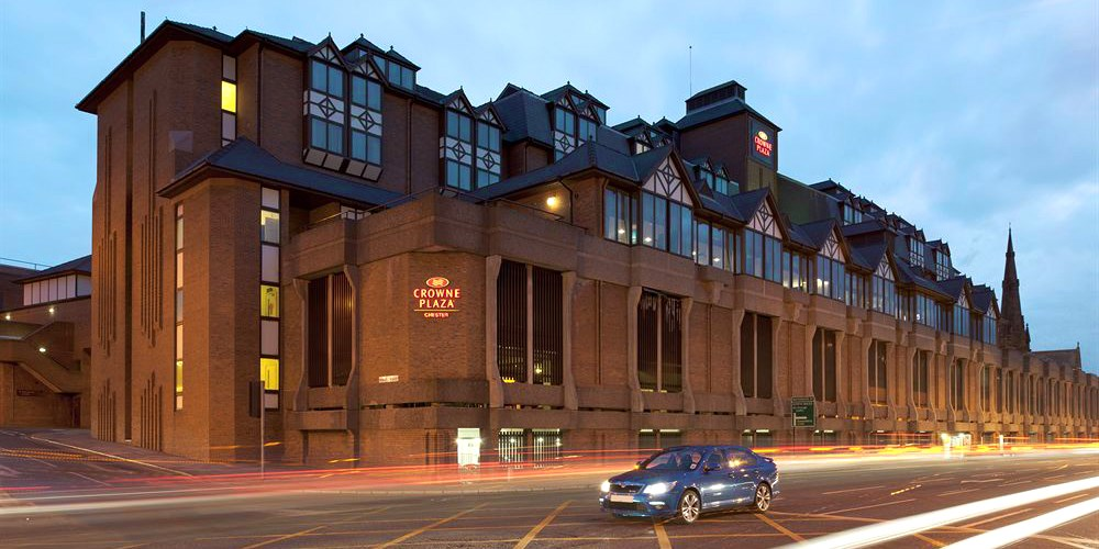 Crowne Plaza Chester -- Chester, United Kingdom