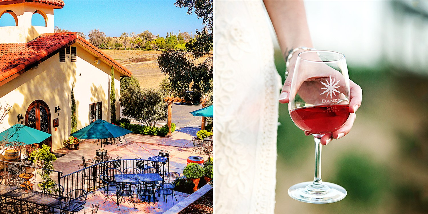 $25 -- Temecula Winery: Tour & Tasting w/Apps, Reg. $55