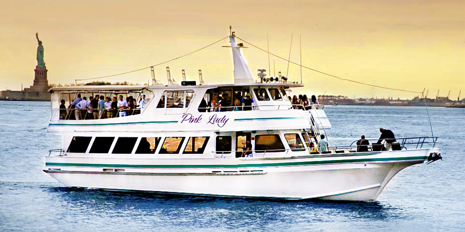 $19 -- Statue of Liberty Cruise w/Cocktails, Reg. $39
