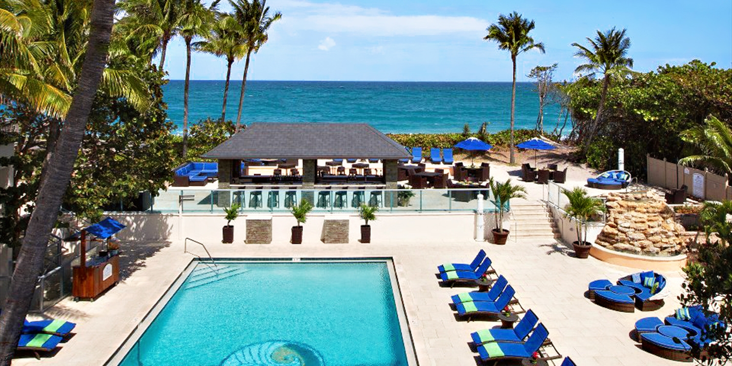 $109 -- Jupiter Beach Resort Spa & Pool Day, Reg. $245