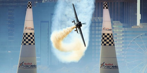 £149 & up -- Red Bull Air Race: Top Seat, Free Bar & Food
