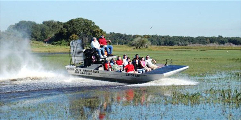 $22 -- Award-Winning Everglades Airboat Tour, Reg. $44