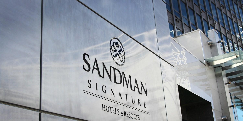 Sandman Signature Newcastle Hotel -- Newcastle upon Tyne, United Kingdom