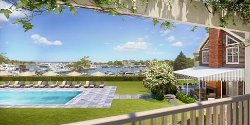 $399 -- Hamptons: Sag Harbor Inn in Peak Summer, Reg. $779
