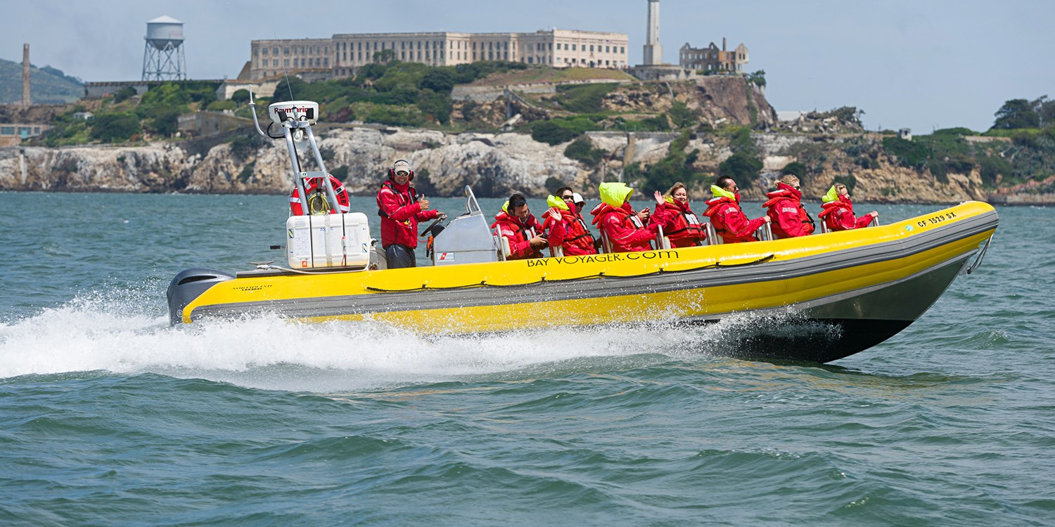 $35 & up -- San Francisco Bay Boat Tours for 2, 55% Off