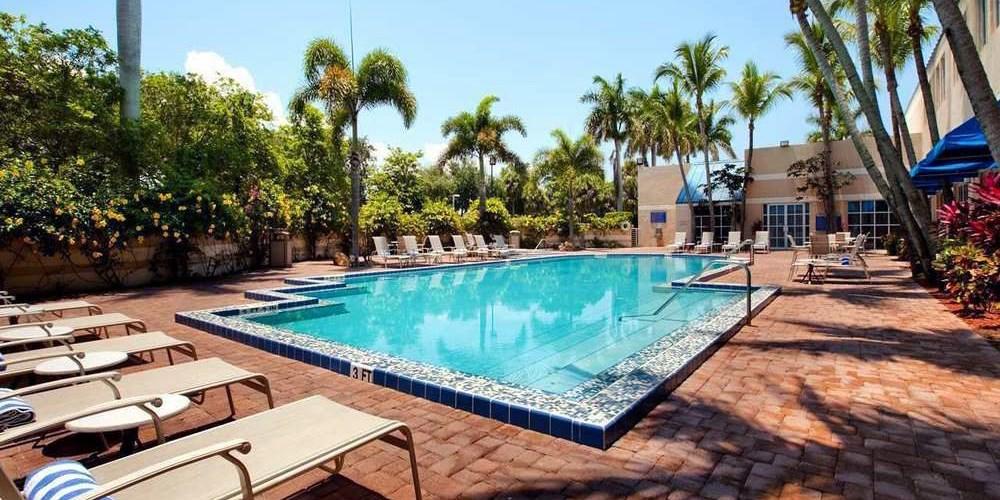Doubletree by Hilton Hotel Deerfield Beach - Boca Raton -- Deerfield Beach, FL
