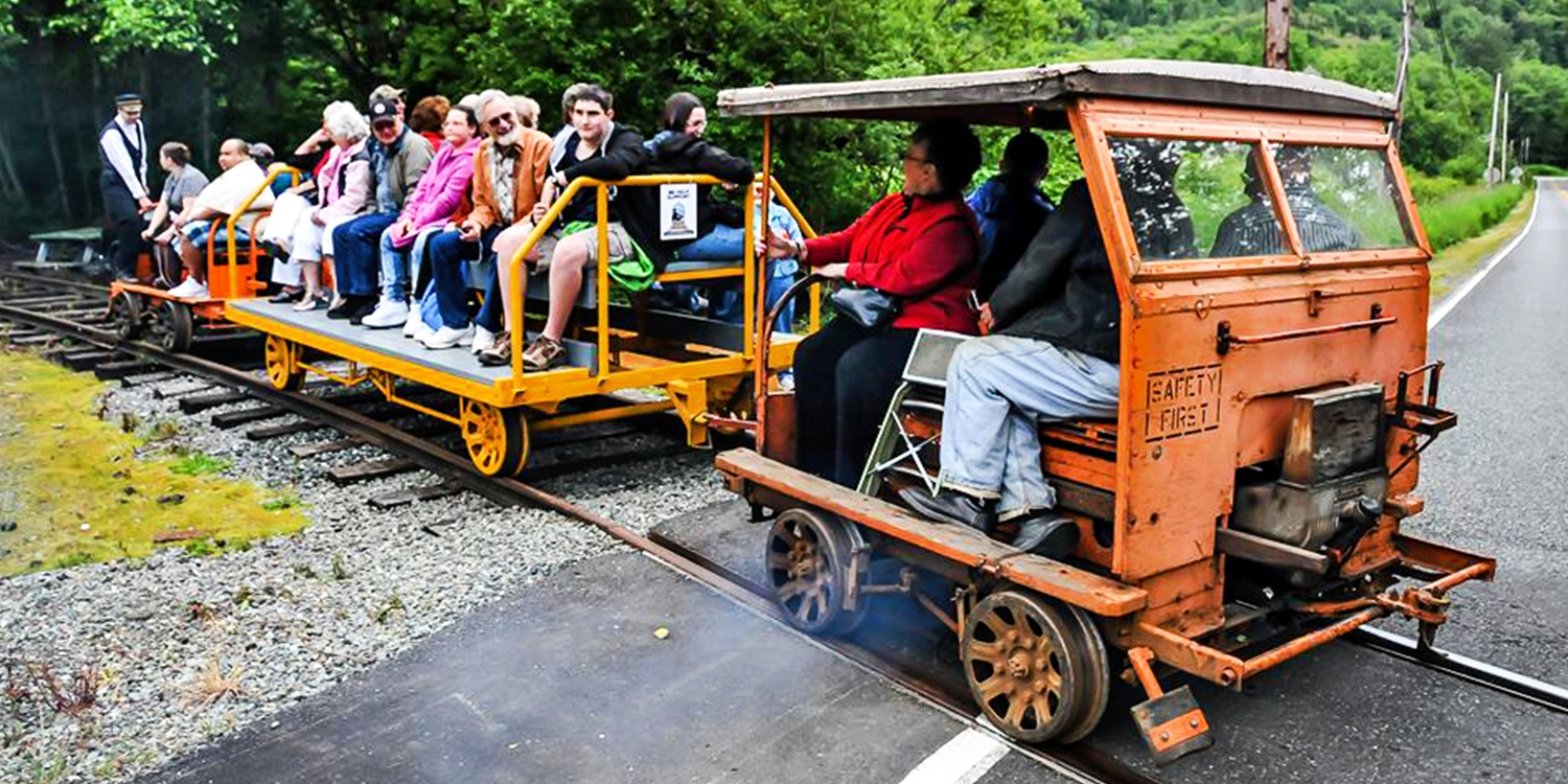 $12 -- Lake Whatcom Historic Railroad Ride for 2, Half Off