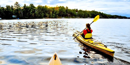 $39 -- Orcas Island: Guided Kayak Tour into Fall, Half Off