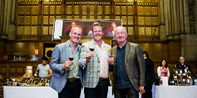 £20 -- Entry to Three Wine Men in London, Was £27.50