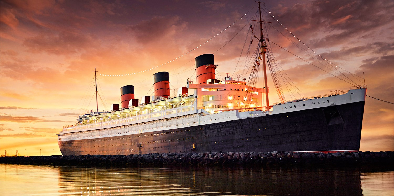 $12 -- The Queen Mary: Haunted Dark Harbor, 50% Off