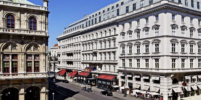 Hotel Sacher Wien -- Wien, Österreich