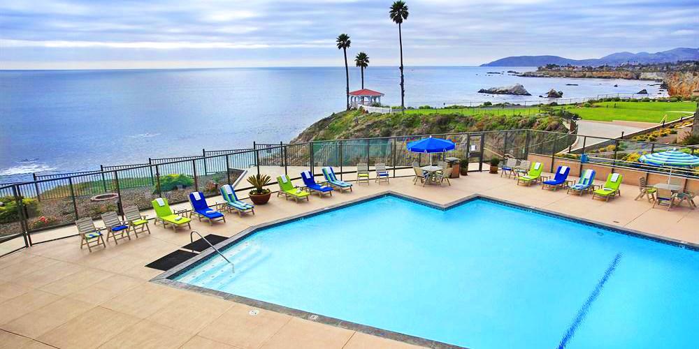 Shore Cliff Hotel -- Pismo Beach, CA