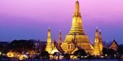$1,299 起 -- 國泰曼谷 3 天套票 乘港航早去晚返玩到盡