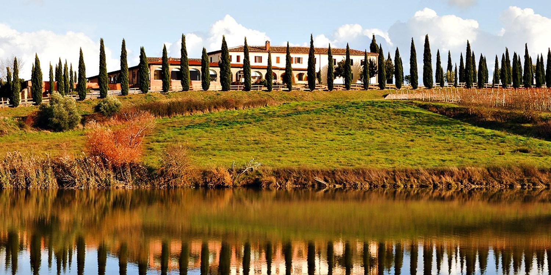 $119 -- Tuscany Villa Escape incl. Wine Tastings, 50% Off