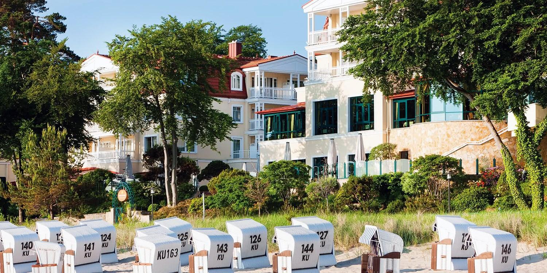 Travel Charme Strandhotel Bansin -- Usedom