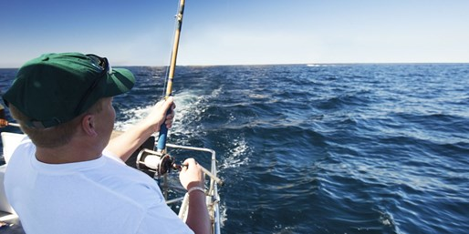 $45 -- Babylon: Fishing Trip for 2, Reg. $94