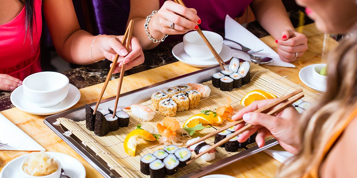 $49 -- Hot Spot Kenichi: Sushi Dinner for 2, Reg. $94