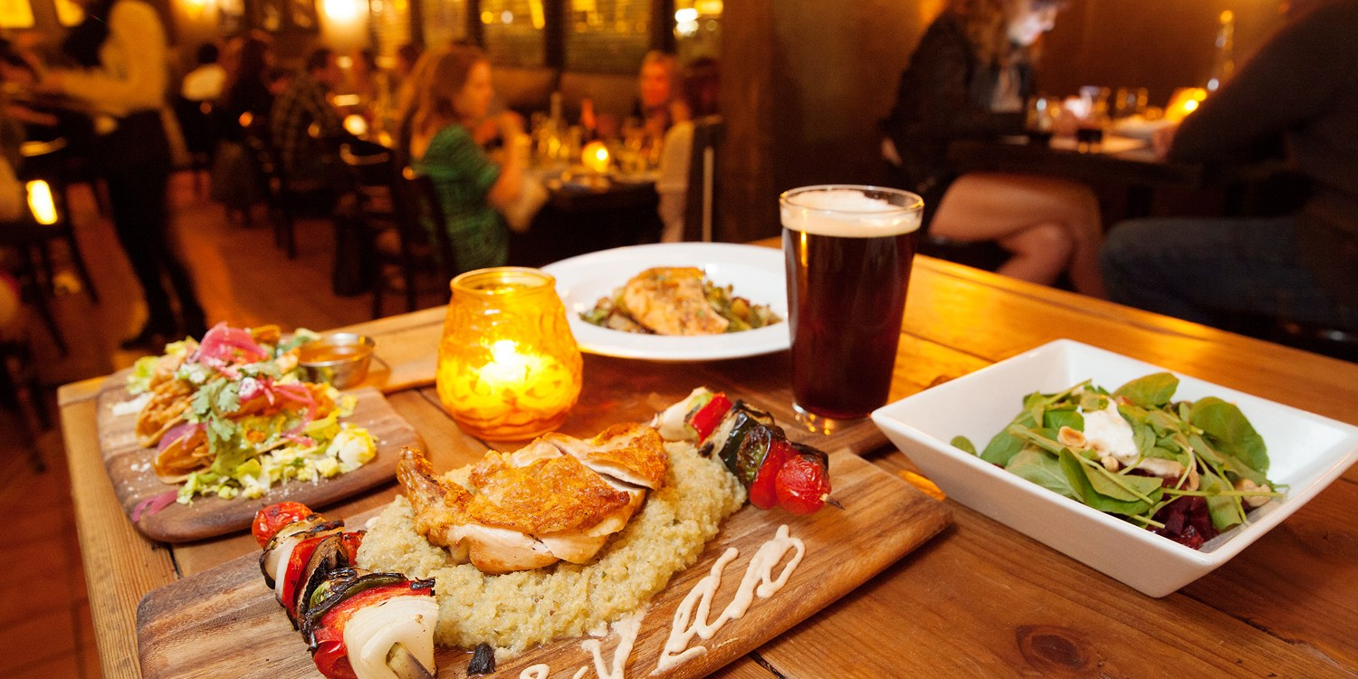 $45 -- The Six: Half Off Dinner & Drinks for 2 at Zagat Pick