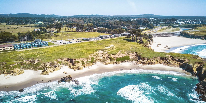 Surf & Sand Lodge -- Mendocino, CA