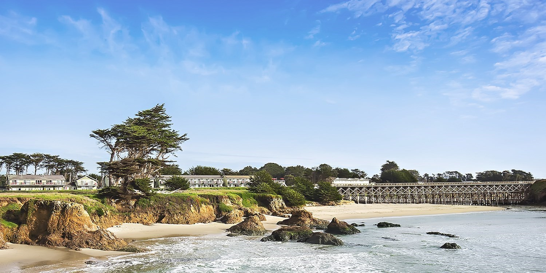 The Beachcomber Motel -- Mendocino, CA
