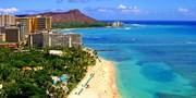 ¥13,250 -- ハワイ 日系デラックスホテル オーシャンフロント 2連泊以上で33%OFF