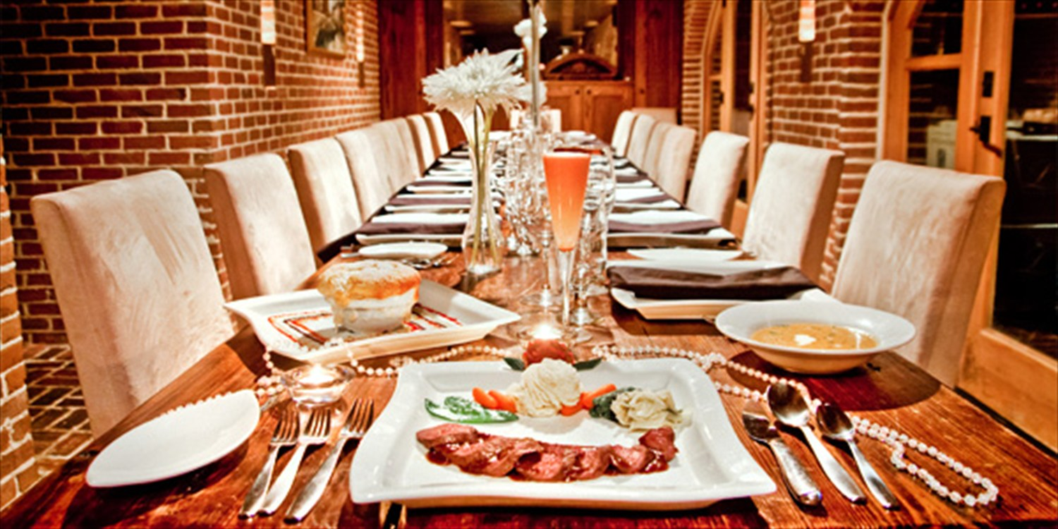 $45 -- Chez Vincent: French Dinner for 2 w/Wine, Reg. $78