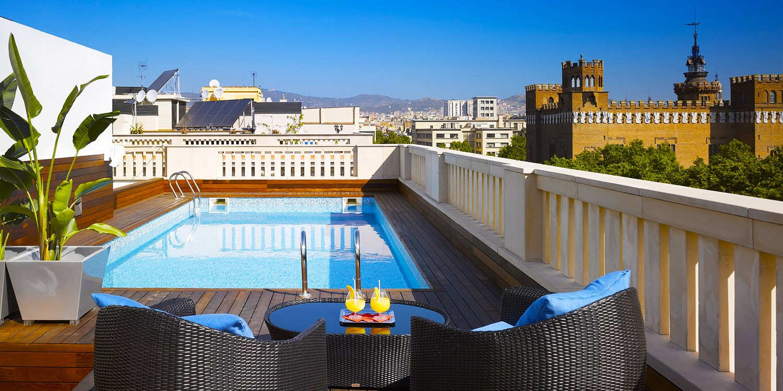 K+K  Hotel Picasso -- Parc de la Ciutadella, Spain
