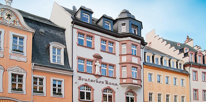 Hotel Deutsches Haus -- Dinkelsbühl