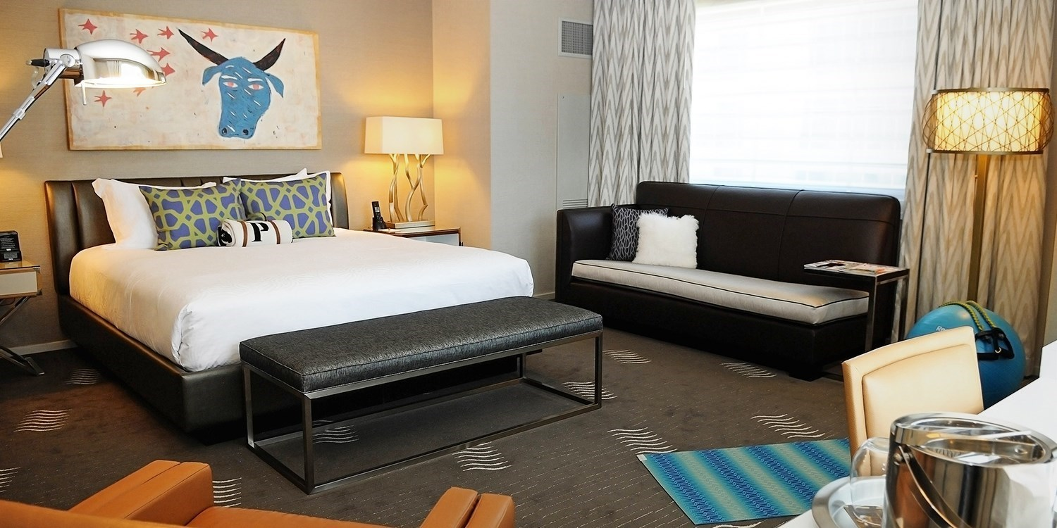 Member Exclusive – Stylish Downtown Phoenix Hotel -- Downtown Phoenix - Midtown Phoenix